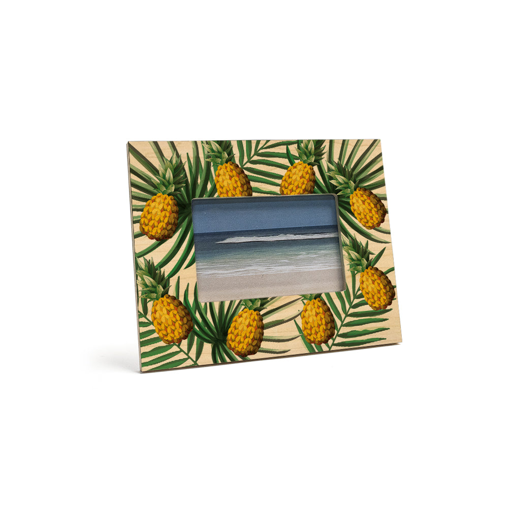 Pineapple Palms 4X6 Picture Frame