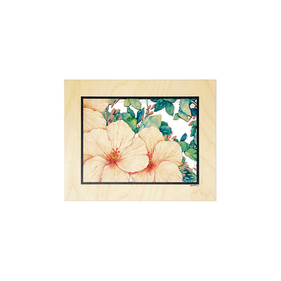Bloom 8X10 Cutout Wall Art