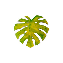 Load image into Gallery viewer, Monstera Watercolor Trivet