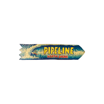 PIPELINE 5.5 SM DIRECTIONAL SIGN