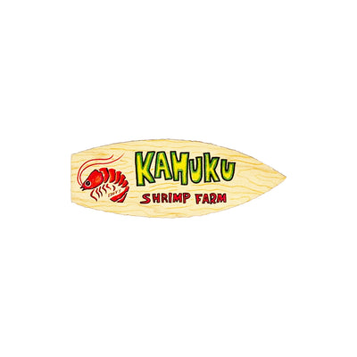 KAHUKU 4.75 SM DIRECTIONAL SIGN