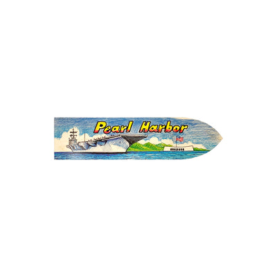 PEARL HARBOR 5.25 SM DIRECTIONAL SIGN