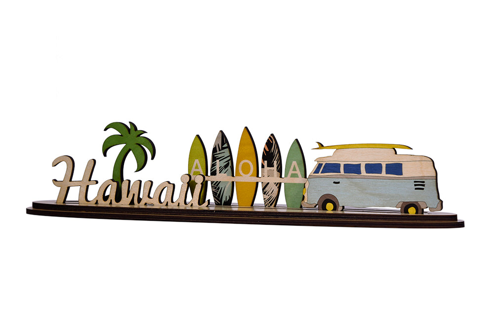 HAWAII BEACH CRUISER GUN SET