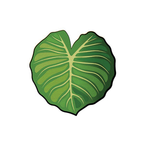 HONU LEAF COASTER SET