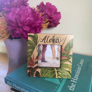 In the Garden Mini Picture Frame