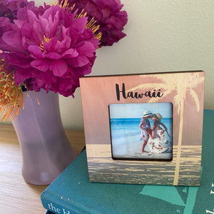 Hawaii Mini Picture Frame