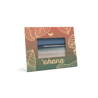 'Ohana Gradient 4X6 Picture Frame