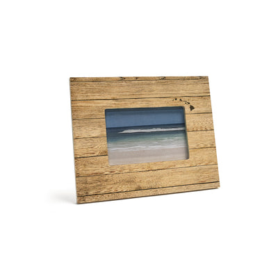 BEACHWOOD ISLANDS 4X6 PICTURE FRAME