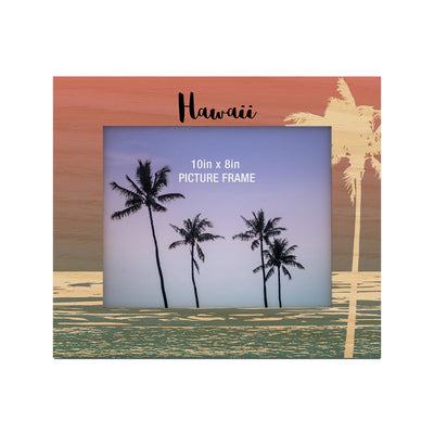 Hawaii 8x10 Picture Frame