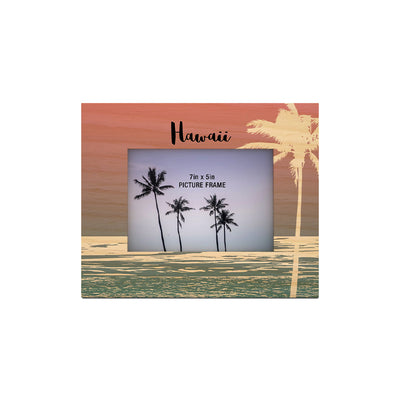 HAWAII 5X7 PICTURE FRAME