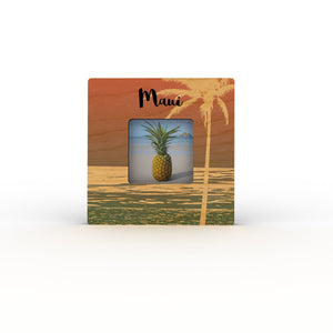 MAUI PALM BEACH MINI PICTURE FRAME