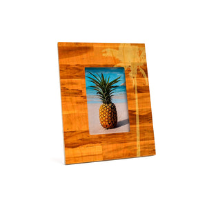 Palm Silhouette 4X6 Picture Frame