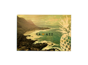 SHAKA HAWAII POSTCARD