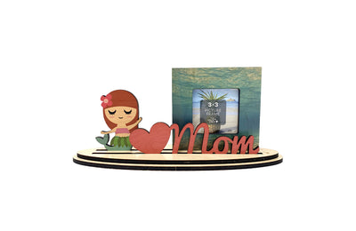 TO MOM WITH LOVE FISH SET