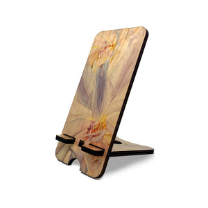 WALL FLOWER PHONE STAND