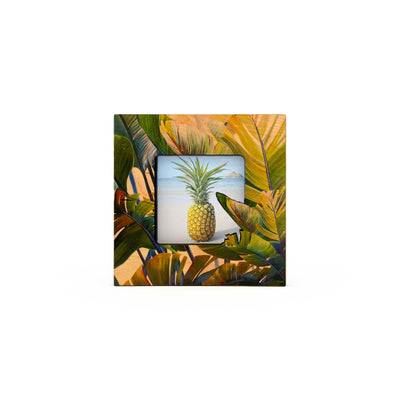 Banana Palms Mini Picture Frame