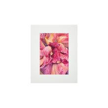 Load image into Gallery viewer, PINK MATTED PRINT