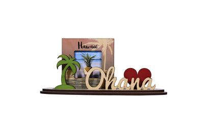 OHANA LOVE FISH SET
