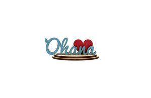 OHANA MEANS FAMILY MINI 20