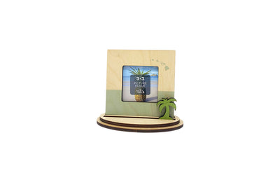PALM TREE MINI SET