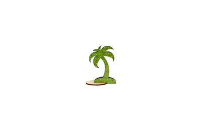 SMALL XMAS PALM TREE SINGLE