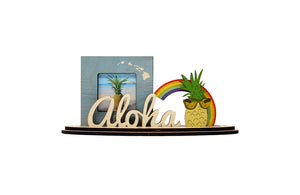 YOU HAD ME AT ALOHA FISH SET