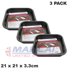 Load image into Gallery viewer, Prima Non Stick Carbon Steel Small Square Cake Pan