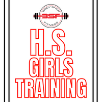 BSF High School Girls Training