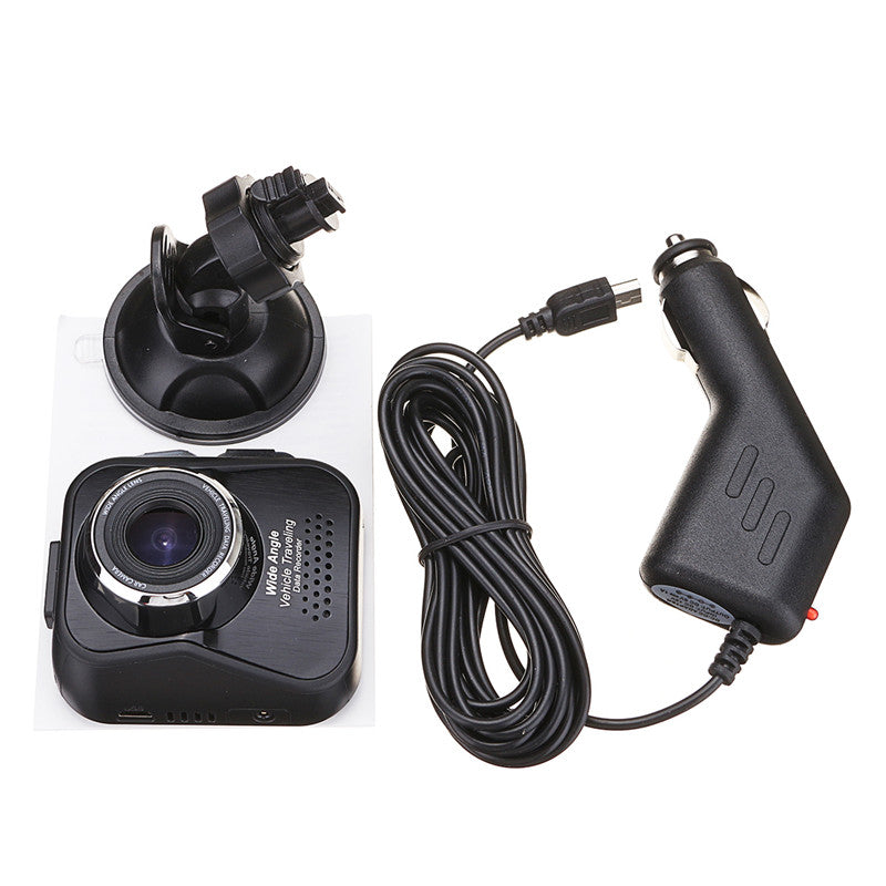 1080P HD Data Car Vehicle Recorder Night Vision Traveling Camera Cam Video