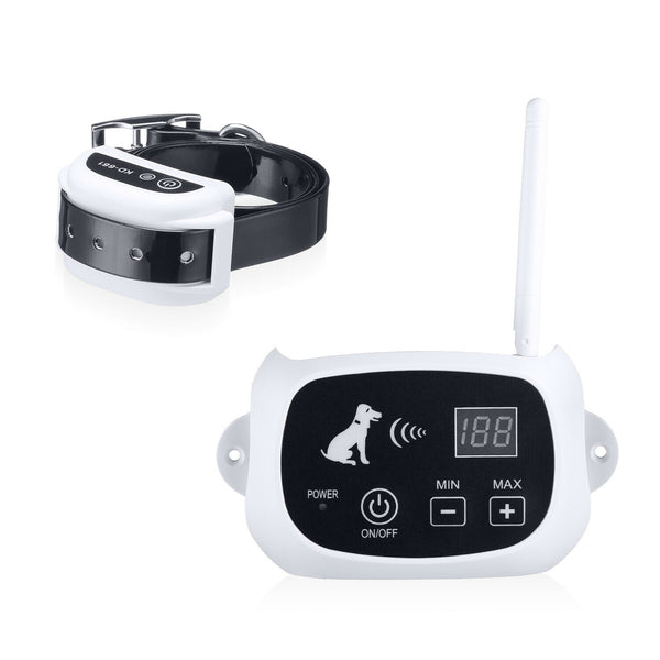Waterproof Wireless Pet Fence Containment System Transmitter Collar