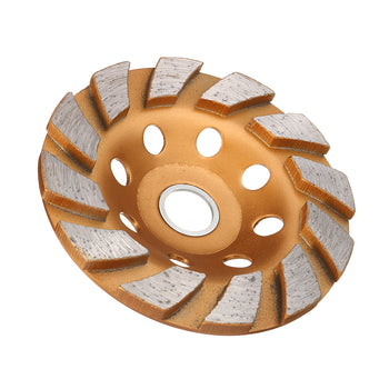 100mm Diamond Grinding Wheel Concrete Cup Wheel Disc for Concrete Granit Stone Grinding
