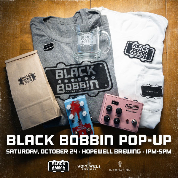Black Bobbin Pop-Up @ Hopewell Brewing