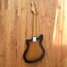 Load image into Gallery viewer, 1960s Guyatone LG100-TS Sunburst W/Gig Bag