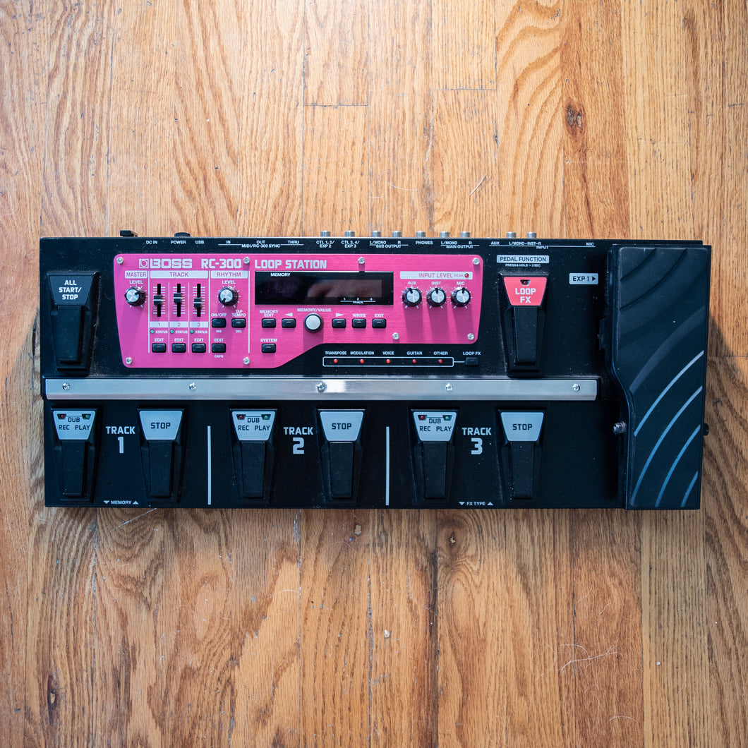 Boss RC-300 USED