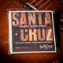 Load image into Gallery viewer, Santa Cruz Parabolic Tension Strings Mid Tension Subscription