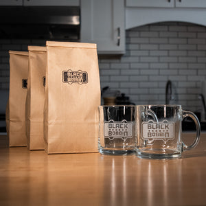 Black Bobbin Coffee Fanatic Bundle