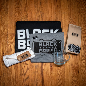 Black Bobbin Fan Club Fanatic Bundle