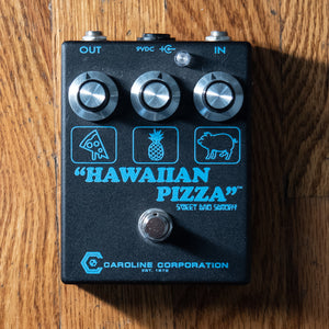 Caroline Hawaiian Pizza Fuzz USED