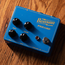 Load image into Gallery viewer, Benson Preamp Pedal USED