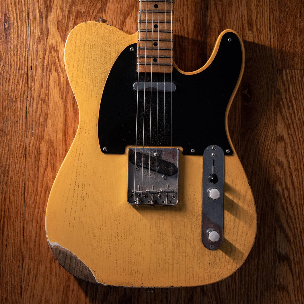 Fender Roadworn '50s Tele Butterscotch Blonde USED