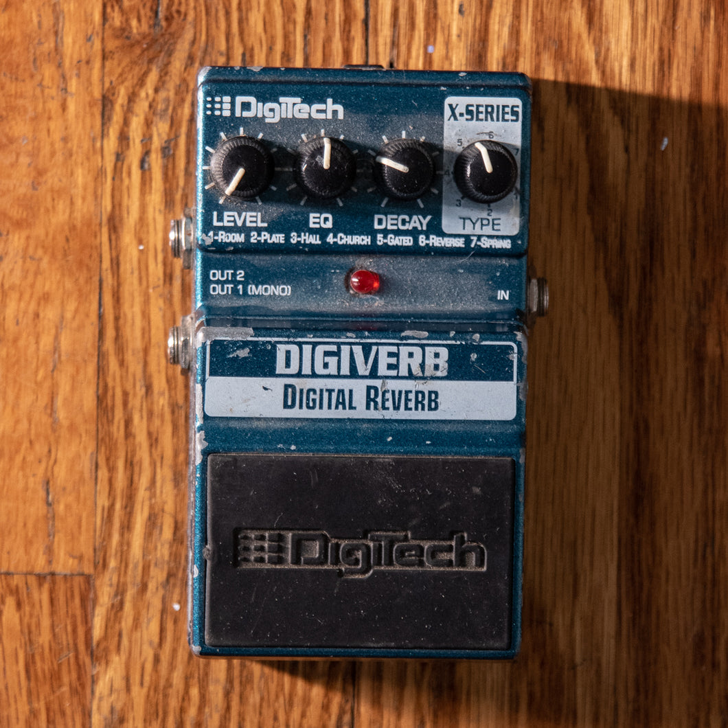 Digitech Digital Reverb USED
