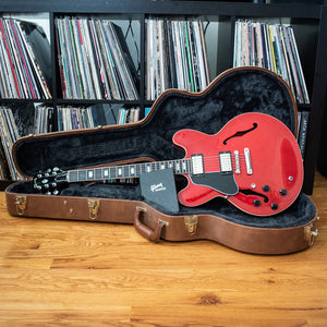 Gibson Memphis ES-335 Cherry LEFTY 2015