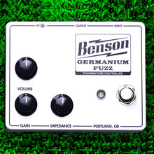 Load image into Gallery viewer, Benson Germanium Fuzz Pre-Order