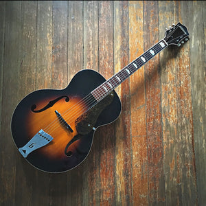 Gretsch Corsair Sunburst 1957
