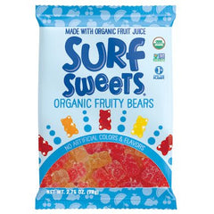 Organic Fruity Bears