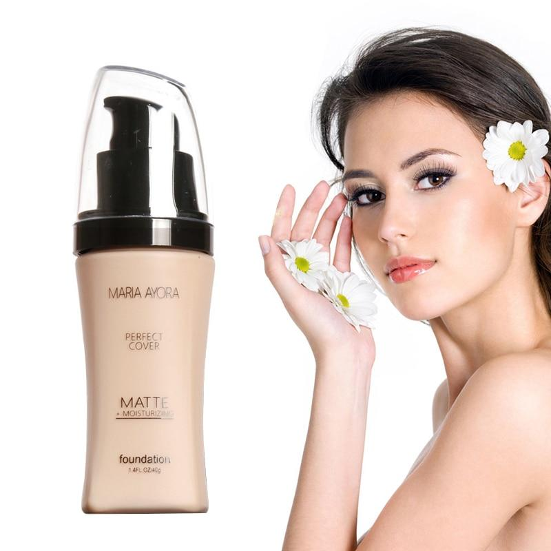 Makeup Foundation Cream Oil-control Concealer Magic Color Changing Liquid Foundation Concealer Lasting Facial Primer Cosmetics - ladystreets