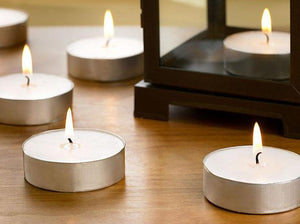 Romantic Love Wedding Party Round Shaped Candles Home Decor Tealight Candle - ladystreets
