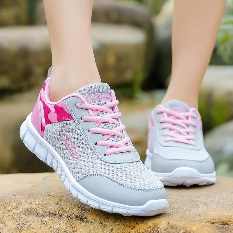 Casual Sneakers Women Shoes Platform Ladies Trainers Woman Sneaker Women tennis sneakers - ladystreets