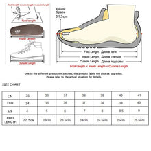 Load image into Gallery viewer, women sneakers shoes for women Platform Shoes Women Breathable Height Increasing Shoes Trainers Sneakers Woman zapatillas mujer - ladystreets