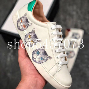 women sneakers brand designer leather platform flat sneaker woman casual shoes design shoes woman trainers sneakers - ladystreets